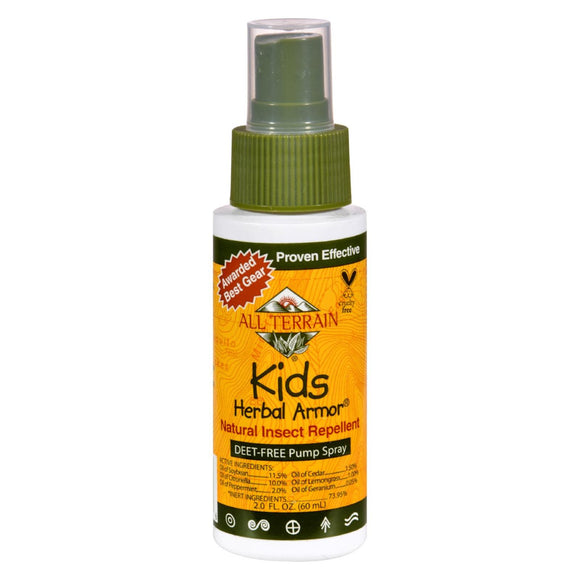 All Terrain - Kids Herbal Armor - 2 fl oz Pack of 3