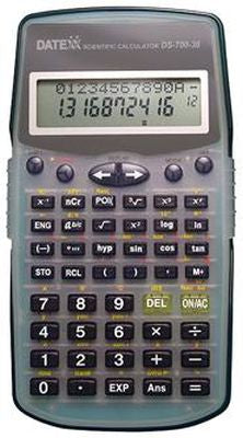 Scientific Calculator 2 Line Pack of 2