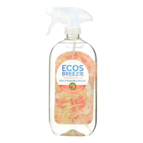 ECOS - Odor Eliminator - Magnolia and Lily - Case of 6 - 20 fl oz.