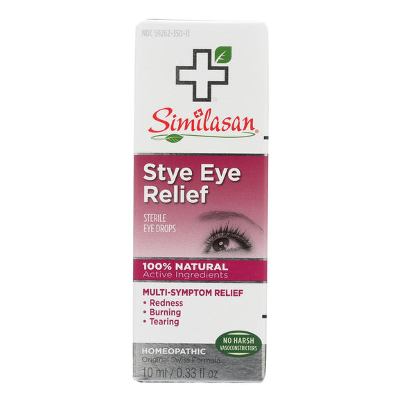 Similasan Stye Eye Relief - 0.33 fl oz Pack of 3