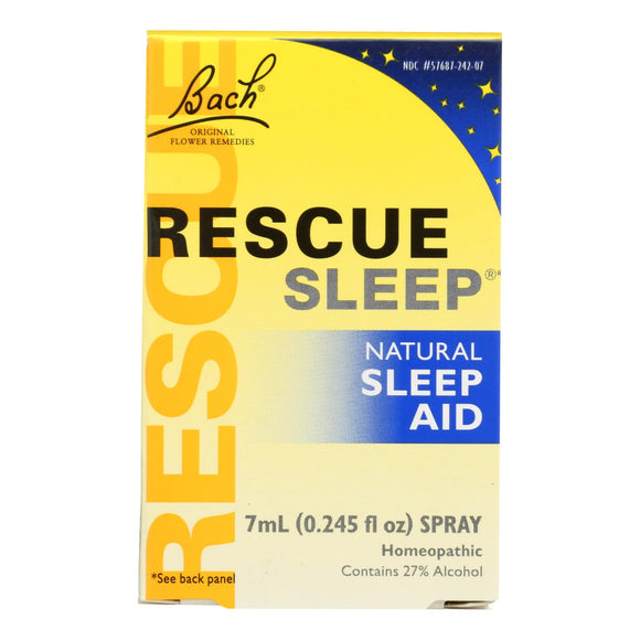 Bach Rescue Remedy Sleep - 7 ml Pack of 3