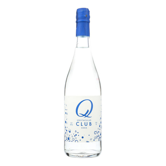 Q Drinks Q Club - Case of 12 - 750 ml