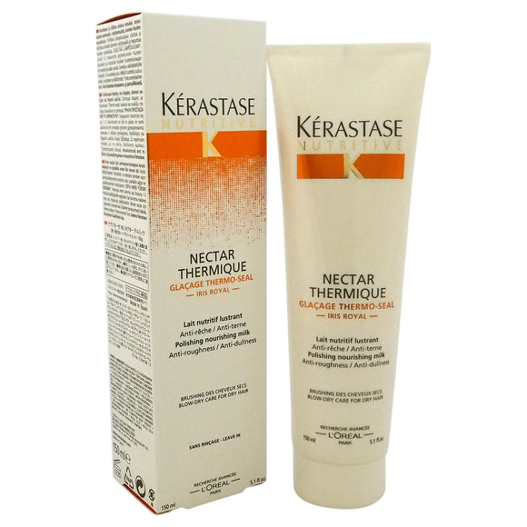 Nutritive Nectar Thermique by Kerastase for Unisex - 5.1 oz  Treatment Pack of 3