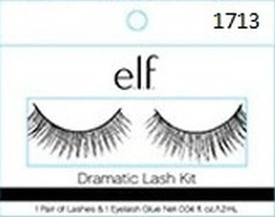 Natural Lash Kit by e.l.f. for Women - 1 Pair Eyelashes Pack of 3