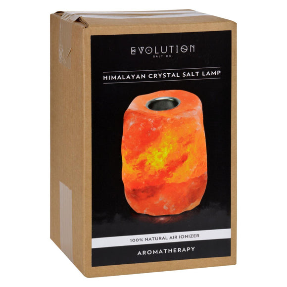 Evolution Salt Crystal Salt Lamp - Aromatherapy - 1 Count Pack of 3