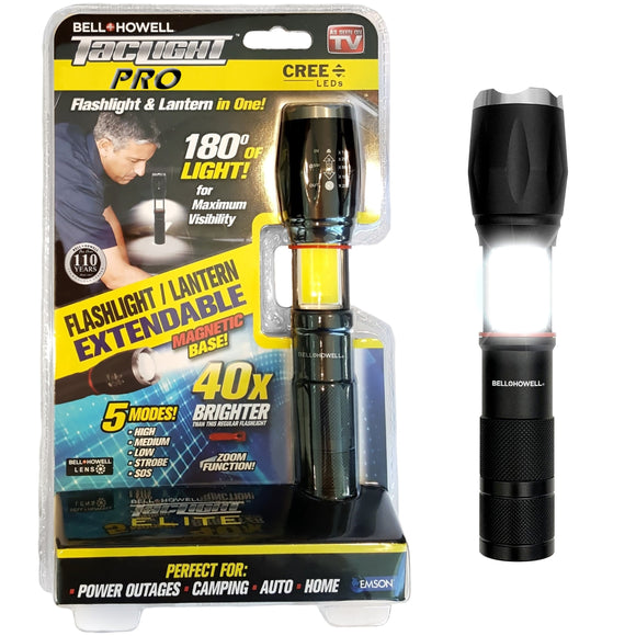 Bell+Howell Taclight Elite Pack of 3