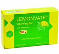 Lemonvate Antbctrl Soap W/Vit C Pack of 144