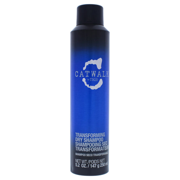 Catwalk Transforming Dry Shampoo by TIGI for Unisex - 5.2 oz Dry Shampoo Pack of 3