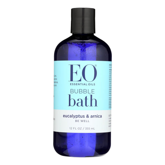 EO Products - Be Well Bubble Bath - 12 oz Pack of 3