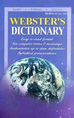 Dictionary Promo Webster Pack of 6