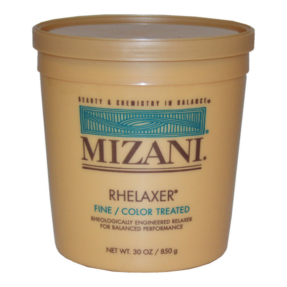 Mizani Rhelaxer Fine/Color Treated 30 Oz           Pack of 6