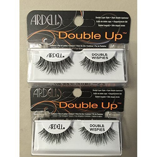 Aii Double Wispies Pack of 4