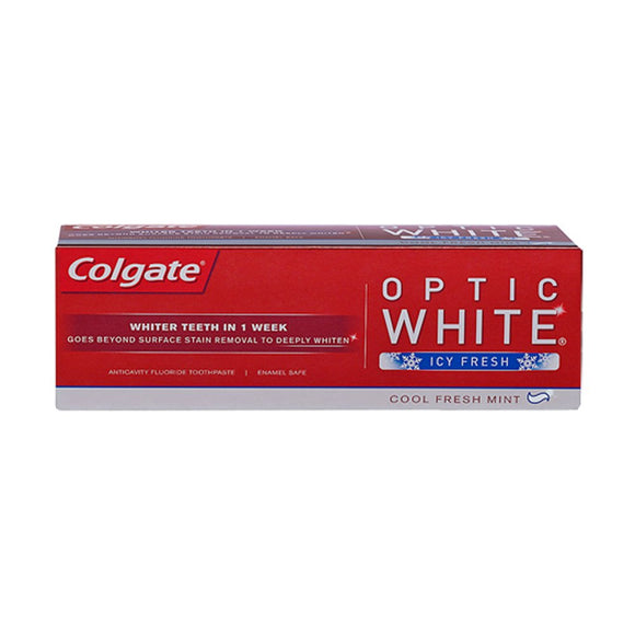 Optic White Icy Fresh 3.5Oz Pack of 4
