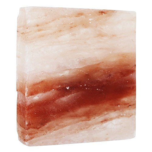 Evolution Salt - Slab Salt Pink Himalayan - 1 Each - 8 LB Pack of 3