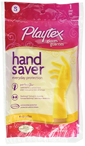Gloves Playtex Handsaver Sm. Pack of 3