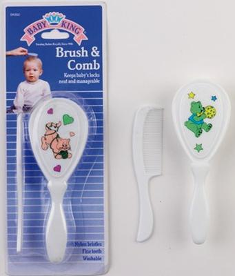 Baby Comb And Brush Set Pack of 3