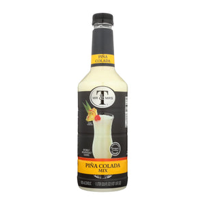 Mr And Mrs T Pina Colada Mix - Case of 6 - 33.8 FZ