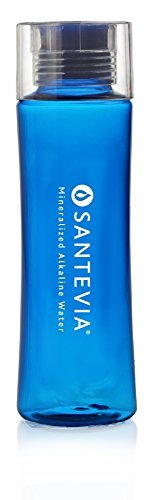 Santevia Water Systems Tritan Water Bottle - Blue Pack of 3