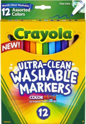 Marker Color Max 12Ct Wshb Ast Pack of 3