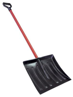 Shovel Snow Poly Blade 14X18 Pack of 6