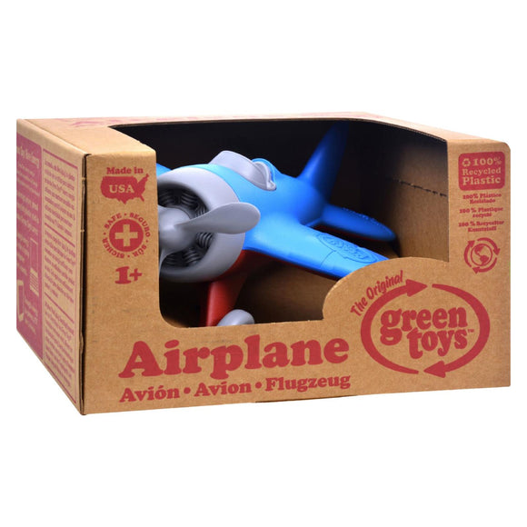 Airplane Blue Pack of 2