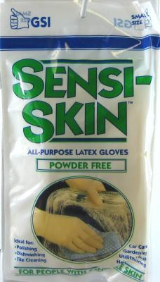 Small Sensi-Skin 1302 Gloves Pack of 6