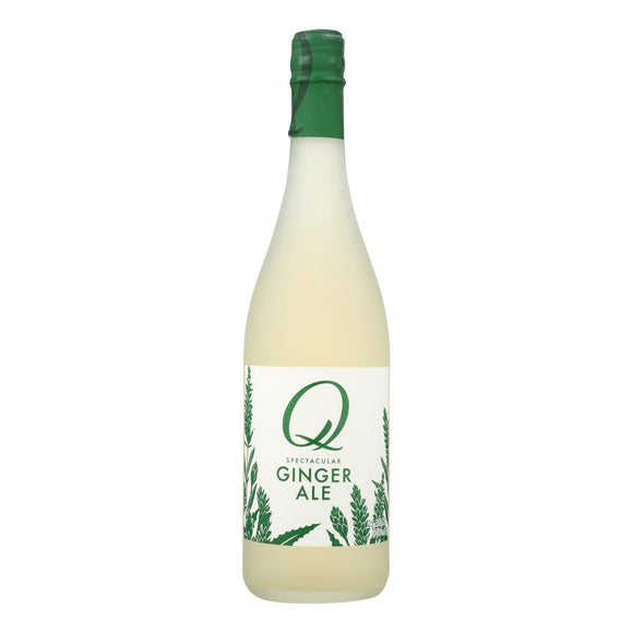 Q Drinks Q Ginger - Case of 12 - 750 ml