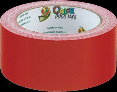 *Red Duck Tape 1.88In X 20Yds Pack of 6