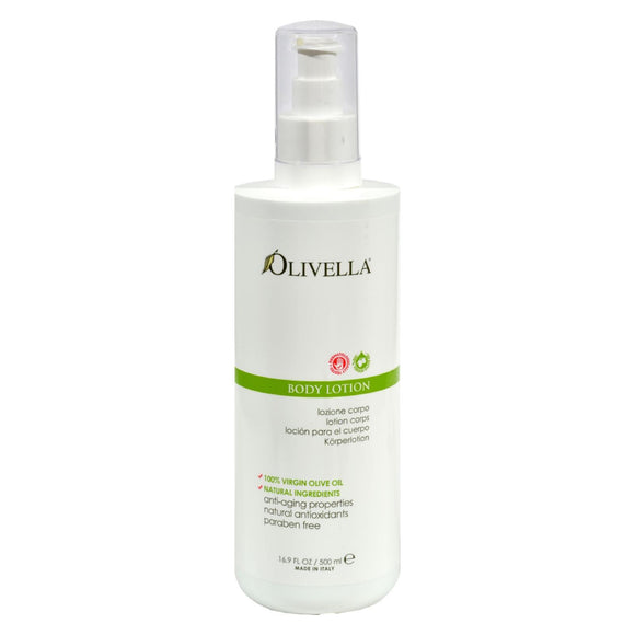 Olivella Body Lotion - 16.9 fl oz Pack of 3
