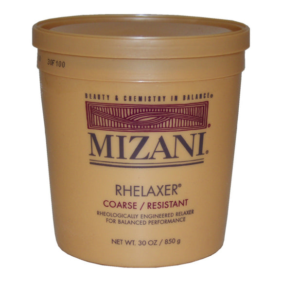 Mizani Rhelaxer Coarse/Resistant 30 Oz             Pack of 6