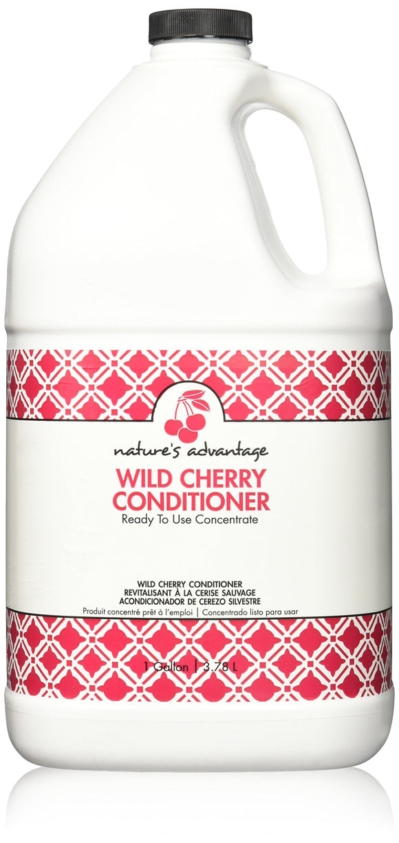 Natures Advantage Wild Cherry Conditioner 1 Gallon Pack of 2