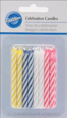 Celebration Candle 215 Pack of 6