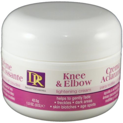 D&R Knee & Elbow Lightening Cream 1.5 Oz Pack of 12