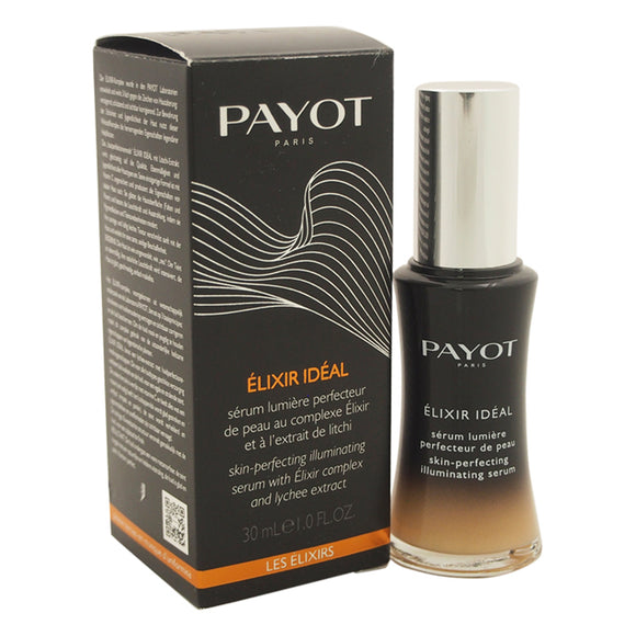 Elixir Ideal Skin-Perfecting Illuminating Serum by Payot for Women - 1 oz Serum Pack of 3