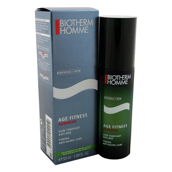Biotherm Homme Age Fitness Advanced Toning Anti-Aging Care by Biotherm for Men - 1.69 oz Anti-Aging Pack of 3