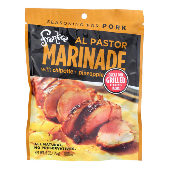 Frontera Marinade Sauce - Al Pastor - Case of 6 - 6 oz.