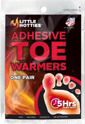 Adhesive Toe Warmer Pack of 40