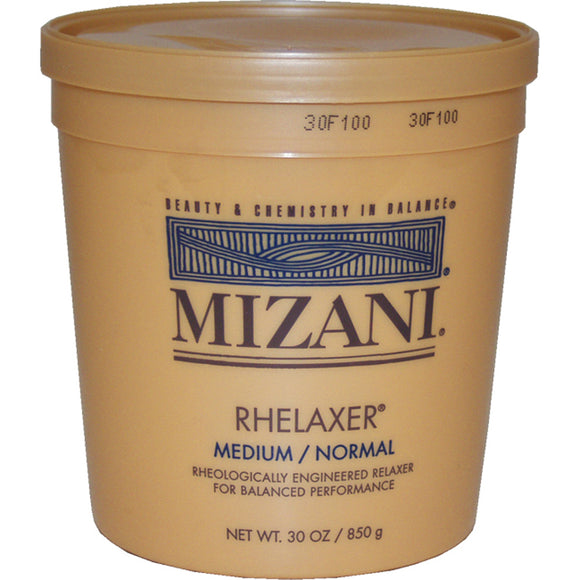 Mizani Rhelaxer Medium/Normal 30 Oz                Pack of 6