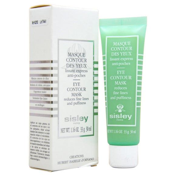 Eye Contour Mask by Sisley for Unisex - 1.16 oz Eye Care Pack of 3