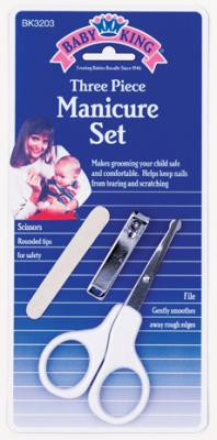 Baby Manicure Set Pack of 6