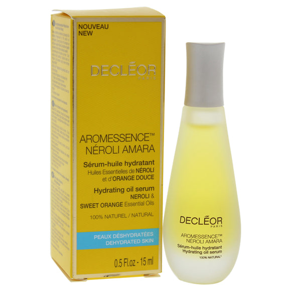 Aromessence Neroli Amara Hydrating Oil Serum by Decleor for Unisex - 0.5 oz Serum Pack of 3