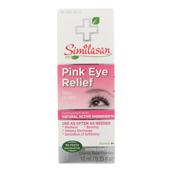 Similasan Irritated Eye Relief - 0.33 fl oz Pack of 3
