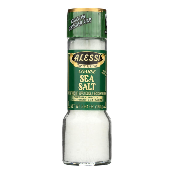 Alessi - Grainder - Coarse Sea Salt - Large - 5.64 oz