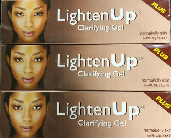 Omic Lightenup Plus Clarifying Gel Tube Pack of 240