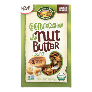 Nature's Path - Cereal Coconut Csh Butter - Case of 6 - 10 OZ