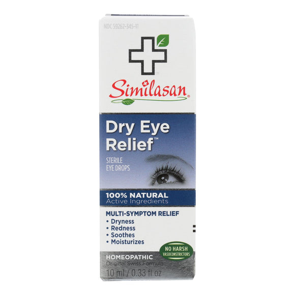 Similasan Dry Eye Relief - 0.33 fl oz Pack of 3