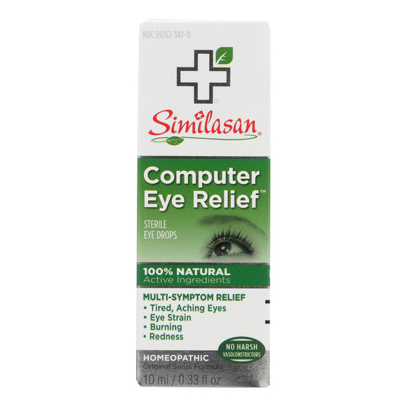 Similasan Computer Eye Relief - 0.33 fl oz Pack of 3