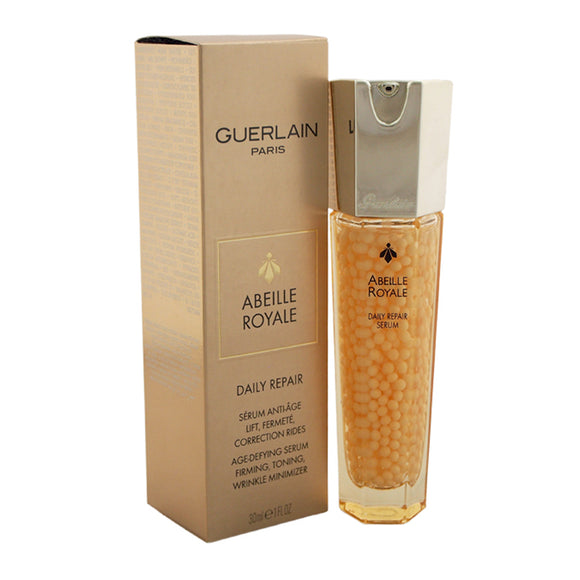 Abeille Royale Daily Repair Serum by Guerlain for Women - 1.01 oz Serum Pack of 3