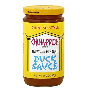 China Pride - Duck Sauce - 10 oz. Pack of 3