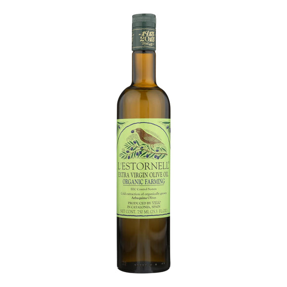 L'Estornell Olive Oil - Extra Virgin - 750 ML Pack of 3
